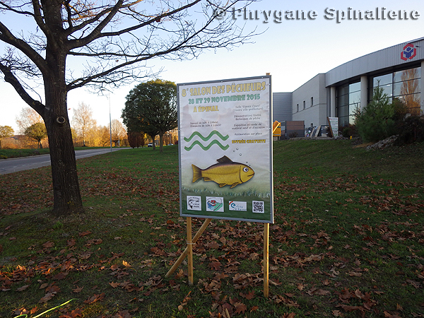 Affiche Salon Epinal Rond point Chavelot